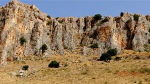 Cliffs at Arabel