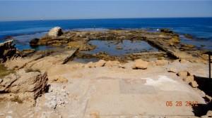 Herod's swimming pool 22