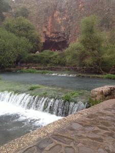 Headwaters of the Jordan River