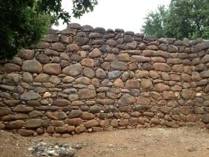 4 Entrance wall 2