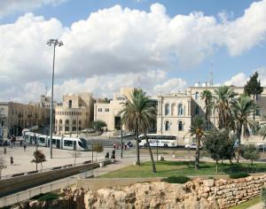 25 Zahal Square