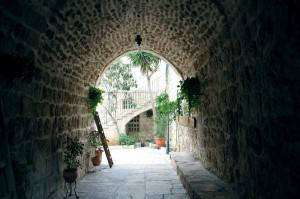 6 Monastery passage
