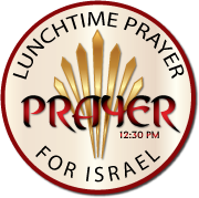 Lunchtime Prayer for Israel