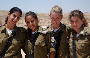 femal commanders