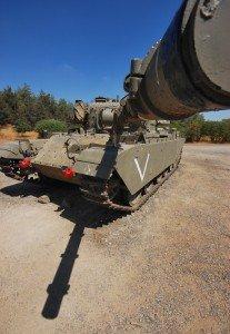 Centurian Tank 679