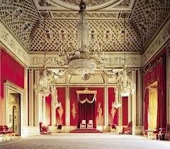 Throne of  England