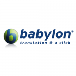 It may be a global world, but we still don't speak the same language. Babylon.com has stepped in as the world's official online translator. Founded in 1997, the company provides online users with a dictionary, transition software, language learning solutions and English writing enhancement. http://www.babylon.com