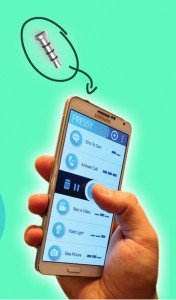 Pressy is a tiny yet powerful gadget for Android phones to get an extra customizable button on your device.