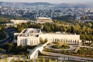 Israel's Supreme Court with the Knesset.