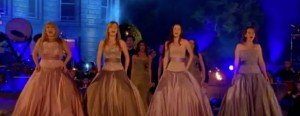 Amazing Grace by Celtic women.   Those who have been at the bottom of life, can best appreciate the depth of God's amazing grace!
