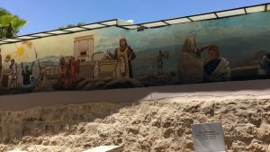 Genesis to Revelation Mural