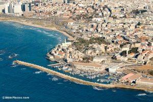 Port of Joppa